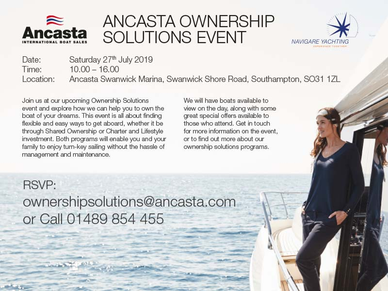 Ownership Solutions Event Swanwick 2019